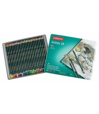 Derwent Artists 24 pack Colored Pencil