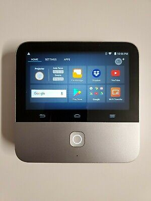 """ZTE SPRO 2 MF97G 5"""" LCD Touch Display Bluetooth Smart Projector - New Openbox"""