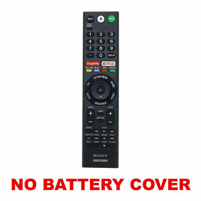 OEM Sony TV  Remote Control for XBR43X800E (No Cover)