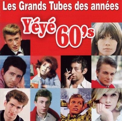 YEYE-Various Artists / Grands Tubes des annees 60 / (1 CD) / Neuf