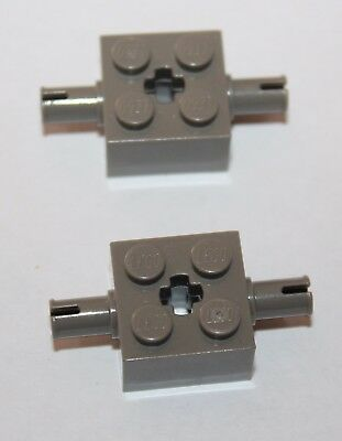Set 4482 7146 7159 4476 7103 ... 4 x LEGO OldDkGray pieces ref 30000