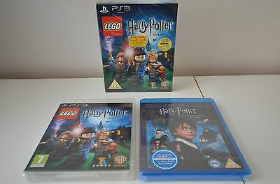 LEGO Harry Potter: Years 1-4 Collector's Edition (Sony PlayStation 3) plus Movie