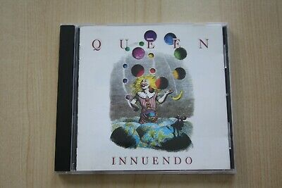 Queen - Innuendo (1991) CD