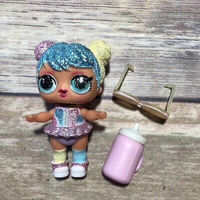 LOL Surprise Doll HOLIDAY BLING BONBON BON BON BABY Big Sister Dolls GLITTER