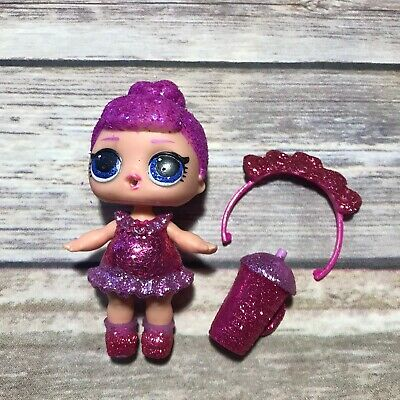 LOL Surprise Doll HOLIDAY BLING SUGAR QUEEN BABY Big Sister Dolls GLITTER FLOWER
