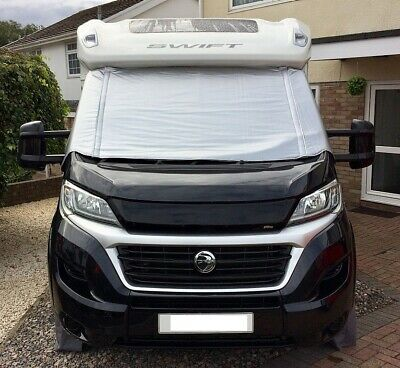 Polar Silver Thermal Screen Cover -Fiat Ducato / P.Boxer - standard