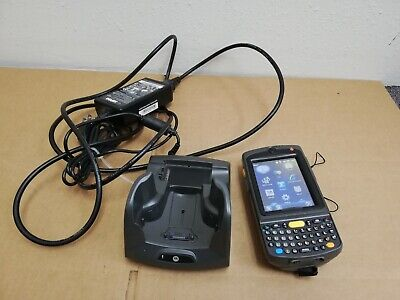 Motorola MC75A0 Laser Barcode Scanner PDA Mobile Computer WM6.5 WiFi Camera BT