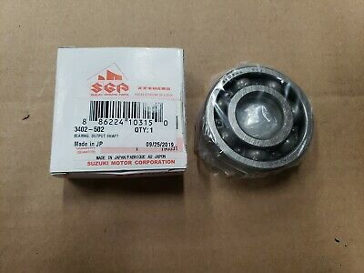 3402-502 Arctic cat Bearing New Genuine OEM Part Bearing, Output Shaft