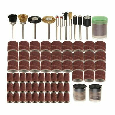 10X(150Pcs Rotary Power Tool Set For 1/8inch Shank Sanding Polish Accessory L4G3