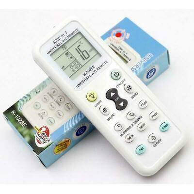 Screen Remote Controller Air Conditioner R A/C Universal Remote Control For LCD