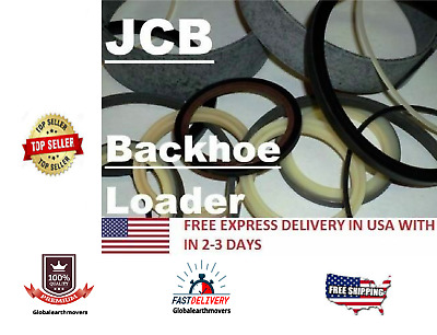 JCB Parts - Steering Ram Seal Kit 45MM Rod X 75MM Cyl. (Part Number 991/00156)
