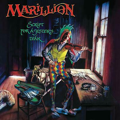 Marillion - Script For A Jesters Tear (Deluxe 4CD/Bluray)