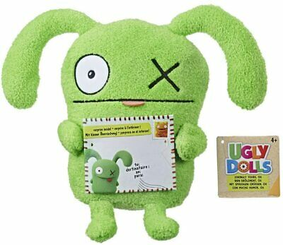 "Ugly Dolls 9.5"" Ox Soft Toy Plush New Tags Last Ones Available"