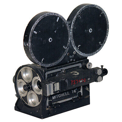 16mm Mitchell Professional  Camera useful as a prop. Not operational