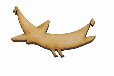 Wooden MDF Dinosaur Animal Cartoon Craft Decoration Shapes Bunting Embellishment