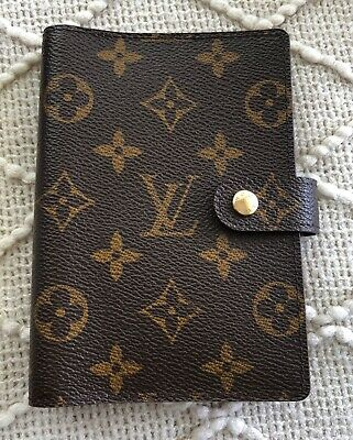 Authentic Louis Vuitton Diary/Agenda Cover PM
