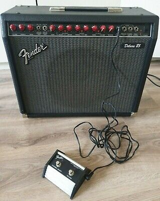 FENDER Deluxe 85  2-Channel Amplificatore Guitar Reverb Made in U.S.A