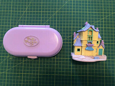 Polly Pocket Disney Aristocats + 1992 Stampin School Incomplete