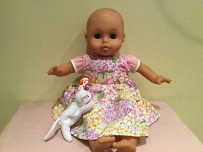 Lissi Baby Doll, Vinyl And Cloth, 19 Inches, Sleep Eyes, Euc