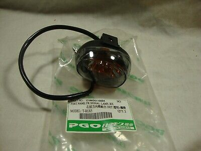 Genuine PGO Scooter C166D0110004 Right Front Turn Signal Buddy 50 125 150 170i