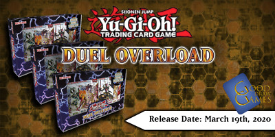 Yu-Gi-Oh! - Duel Overload - DUOV-EN Singles (Any 4+ 50% Off)
