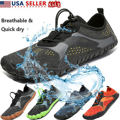 NORTIV8 Water Shoes Quick Dry Barefoot for Swim Diving Surf Aqua Sport Beach