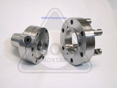 New List Sale,  BOSTAR  5C Collet Chuck With Semi-finished D1-6 Back Plate