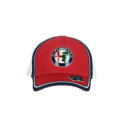 Alfa Romeo Racing Official Giovinazzi Baseball Cap - 2019