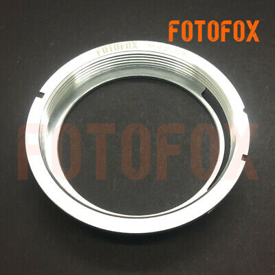 FOTOFOX M42-CY M42 42mm Screw Lens To Contax Yashica C/Y CY Mount Camera Adapter