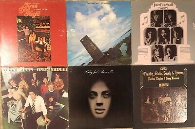 Classic Rock Vinyl LPs 60s, 70s, 80s YOU CHOOSE! Only $5 Each! BUY 4 GET 1 FREE!