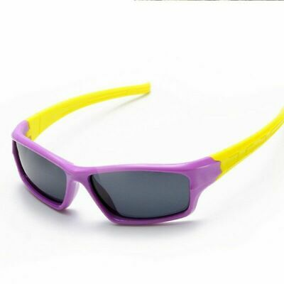 Kids Sunglasses Polarized Sport Fashion Shades Cycling Outdoor Toddler UV B370