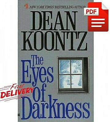 ⚡The Eyes of Darkness by Dean Koontz {P.D.F} ⚡⚡Instant Delivery ⚡