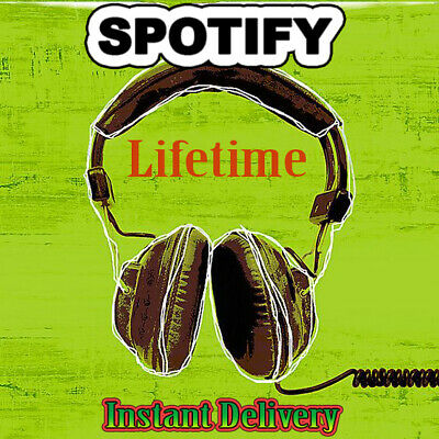 Spotify Premium Lifetime Upgrade Or New Account ⚜️Fast Delivery  ⚜️
