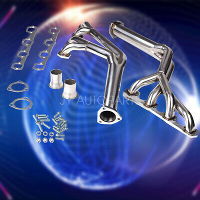 Fit Ford Mustang260//289//302 64-70 Tri-Y Stainless Racing Manifold Header//Exhaust
