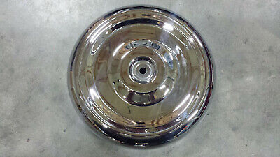 Genuine Harley Davidson Round Air Cleaner Cover
