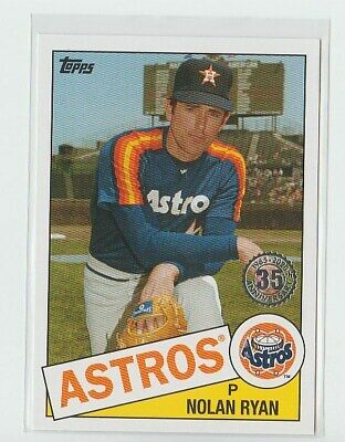 2020 Topps Series 1 1985 35th Anniversary Complete Your Set   You Pick List.