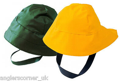 Guy cotten Souwester Impermeable Sombrero/Ropa / Pesca