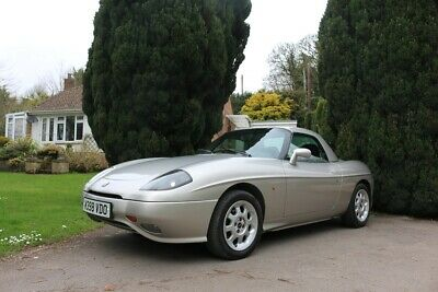 BEAUTIFUL FIAT BARCHETTA,WITH FACTORY HARD TOP,Just 45k miles.