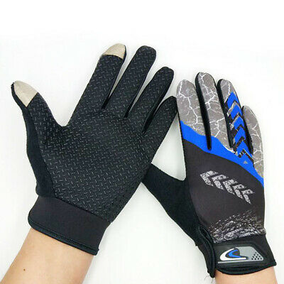 1 Pair  Unisex Racing Motocross Riding Outdoor Gloves Motorcycle Cycling Gloves