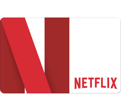 Buy a $60 Netflix Gift Card and Get a $5 eBay Gift Card FREE! - Email Delivery