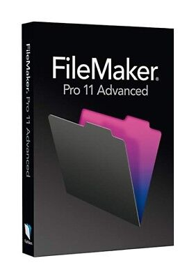 Serial Key for FileMaker Pro 11 Advanced Full Version _ Windows only