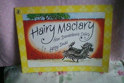 Hairy Maclary From Donaldson's Dairy By Lynley Dodd .Paperback..vgc