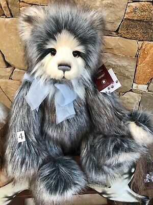 Charlie Bears Lachlan 4 Large Plush 2020 New Release Collectable Teddy Bear