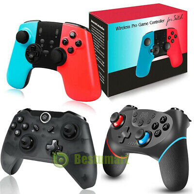 Wireless Bluetooth Gamepad Controller for Nintendo Switch Console Motion Sensor