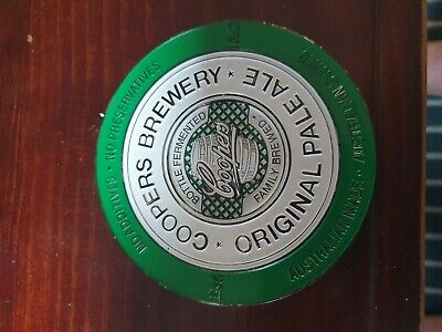 Coopers pale ale Beer Tap Badge mancave collectable