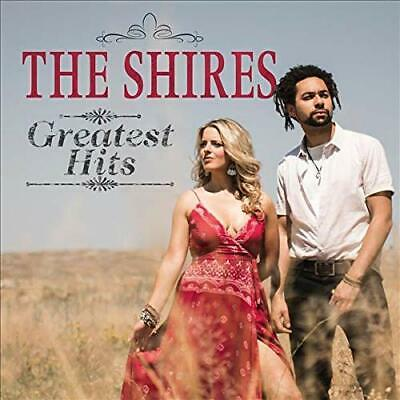 The Shires - Greatest Hits (CD 2020)  22 track cd