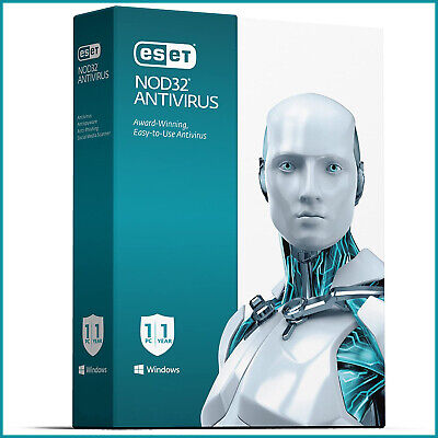 ESET NOD32 Antivirus 2020 Licenza Elettronica 1 Anno PC/MAC