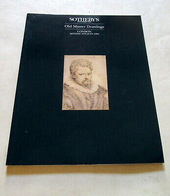 Sotheby's - Old Master Drawings (London 1994)