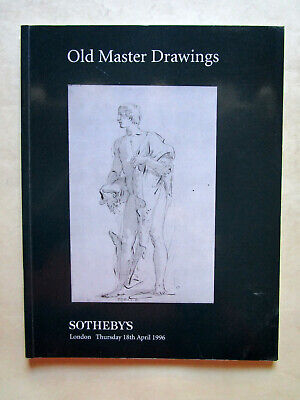 Sotheby's - Old Master Drawings (London 1996)