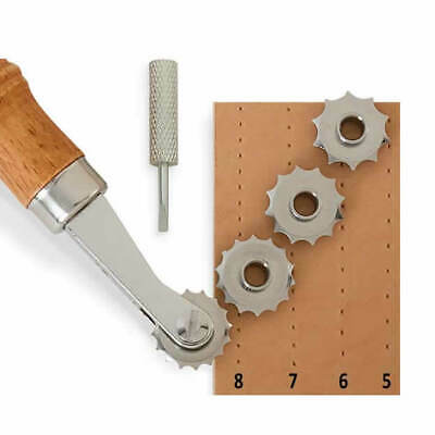 Craftool Prickrad Set, Tandy Leather 8091-00